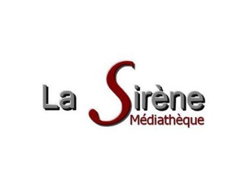 Les Silencieuses à la Médiathèque La Sirène, à Apprieu (ISÈRE).